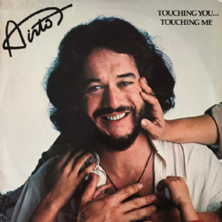 Airto Moreira - Touching You...Touching Me (LP) (VG-/VG-)